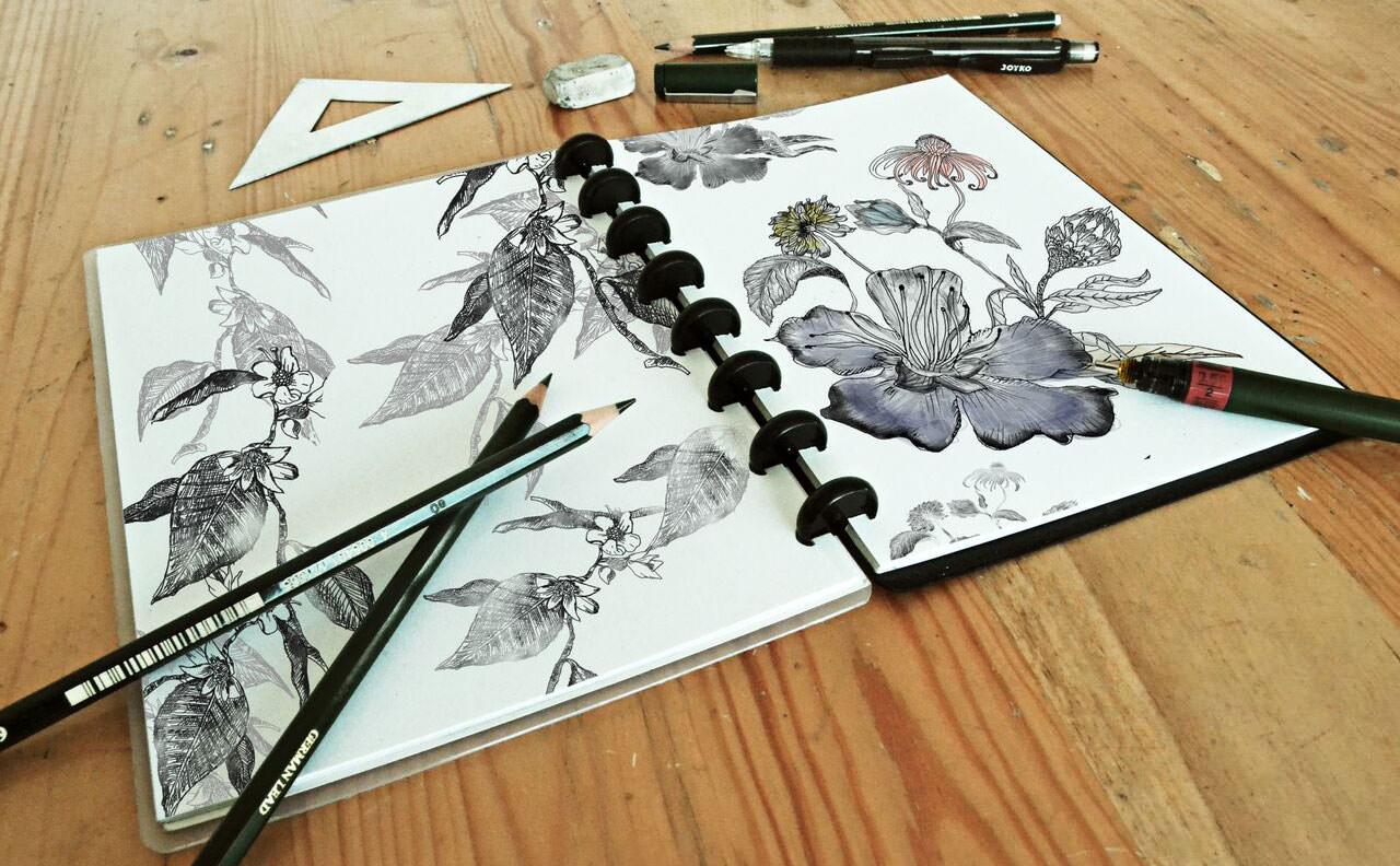 Creatividad y elaboración de moda de manera exclusiva